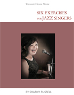 Six Jazz Exercises by Sharny Russell
