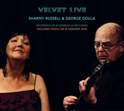 Velvet Live by Sharny Russell