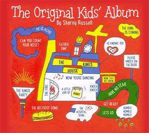 Sharny Russells Kids Album