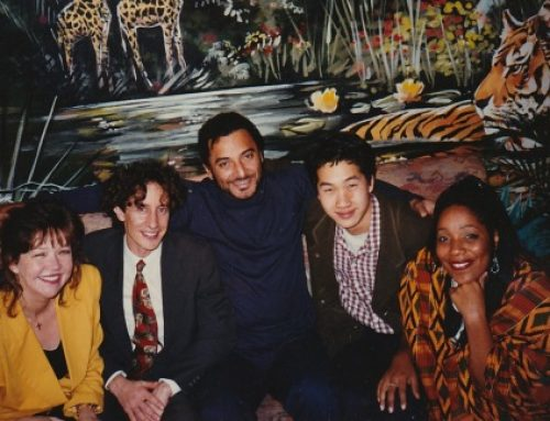 Sharny & Gospel band, 1995-96