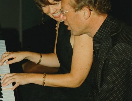 With David Helfgott, (1998)